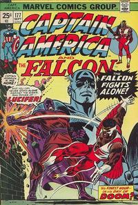 Cover Thumbnail for Captain America (Marvel, 1968 series) #177 [Regular Edition]