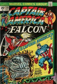 Cover Thumbnail for Captain America (Marvel, 1968 series) #178 [Regular Edition]