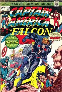 Cover Thumbnail for Captain America (Marvel, 1968 series) #180 [Regular Edition]