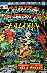 Cover Thumbnail for Captain America (Marvel, 1968 series) #182 [Regular Edition]