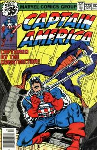 Cover Thumbnail for Captain America (Marvel, 1968 series) #228 [Regular Edition]