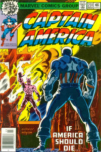 Cover Thumbnail for Captain America (Marvel, 1968 series) #231 [Regular Edition]