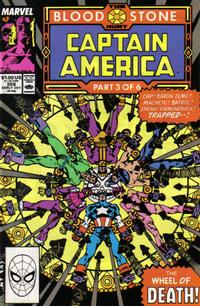 Cover Thumbnail for Captain America (Marvel, 1968 series) #359 [Direct Edition]