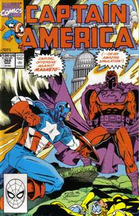 Cover Thumbnail for Captain America (Marvel, 1968 series) #368 [Direct Edition]