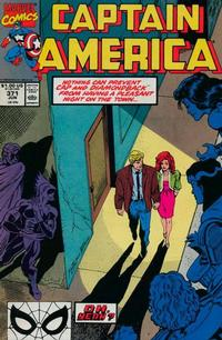 Cover Thumbnail for Captain America (Marvel, 1968 series) #371 [Direct Edition]