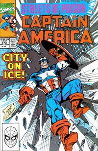 Cover Thumbnail for Captain America (Marvel, 1968 series) #372 [Direct Edition]