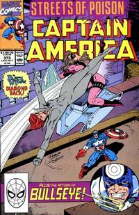 Cover Thumbnail for Captain America (Marvel, 1968 series) #373 [Direct Edition]