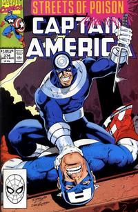 Cover Thumbnail for Captain America (Marvel, 1968 series) #374 [Direct]