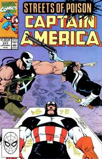 Cover Thumbnail for Captain America (Marvel, 1968 series) #377 [Direct Edition]