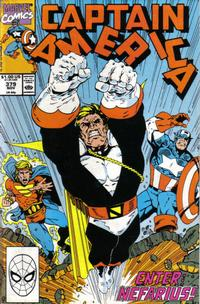 Cover Thumbnail for Captain America (Marvel, 1968 series) #379 [Direct Edition]