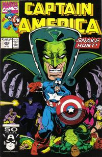 Cover Thumbnail for Captain America (Marvel, 1968 series) #382 [Direct Edition]