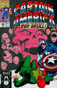 Cover Thumbnail for Captain America (Marvel, 1968 series) #394 [Direct]