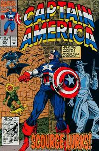 Cover Thumbnail for Captain America (Marvel, 1968 series) #397 [Direct Edition]