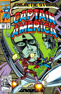Cover Thumbnail for Captain America (Marvel, 1968 series) #399 [Direct Edition]