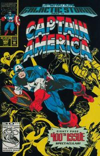 Cover Thumbnail for Captain America (Marvel, 1968 series) #400 [Direct Edition]