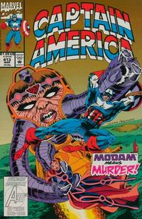 Cover Thumbnail for Captain America (Marvel, 1968 series) #413 [Direct Edition]