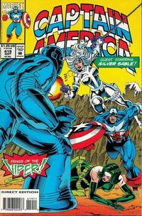 Cover Thumbnail for Captain America (Marvel, 1968 series) #419 [Direct Edition]