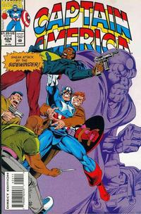 Cover Thumbnail for Captain America (Marvel, 1968 series) #424 [Direct Edition]