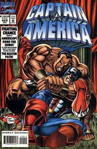Cover Thumbnail for Captain America (Marvel, 1968 series) #429 [Direct Edition]