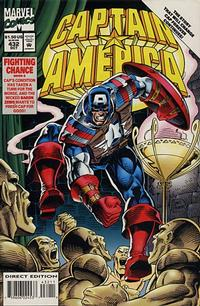 Cover Thumbnail for Captain America (Marvel, 1968 series) #432 [Direct Edition]