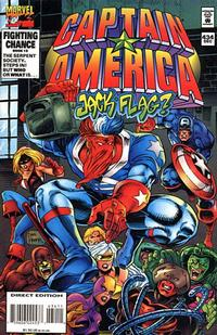 Cover Thumbnail for Captain America (Marvel, 1968 series) #434 [Direct Edition]