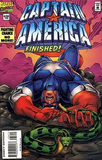 Cover Thumbnail for Captain America (Marvel, 1968 series) #436 [Direct Edition]
