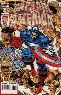 Cover Thumbnail for Captain America (Marvel, 1968 series) #437 [Direct Edition]