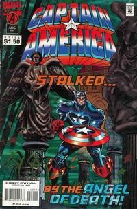 Cover Thumbnail for Captain America (Marvel, 1968 series) #442 [Direct Edition]