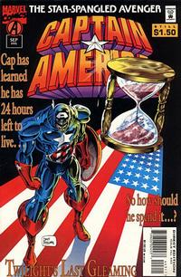 Cover Thumbnail for Captain America (Marvel, 1968 series) #443 [Direct Edition]