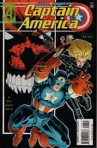 Cover Thumbnail for Captain America (Marvel, 1968 series) #446 [Direct Edition]