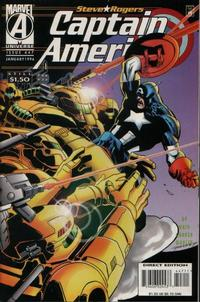 Cover Thumbnail for Captain America (Marvel, 1968 series) #447 [Direct Edition]