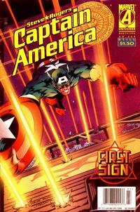 Cover Thumbnail for Captain America (Marvel, 1968 series) #449 [Newsstand]