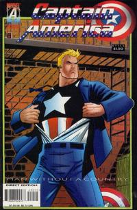 Cover Thumbnail for Captain America (Marvel, 1968 series) #450 [Direct Edition]