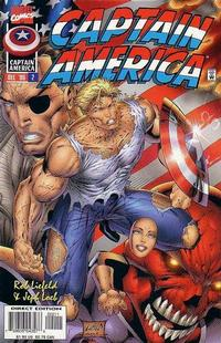 Cover Thumbnail for Captain America (Marvel, 1996 series) #2 [Direct Edition]