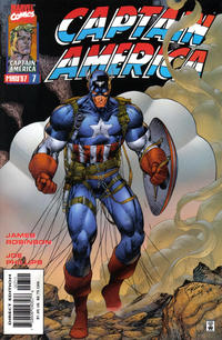 Cover Thumbnail for Captain America (Marvel, 1996 series) #7 [Direct Edition]