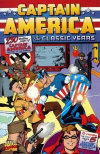 Cover Thumbnail for Captain America: The Classic Years (Marvel, 1998 series) #1
