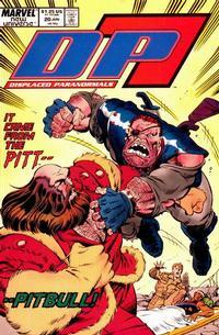Cover Thumbnail for D.P. 7 (Marvel, 1986 series) #20