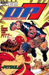 Cover Thumbnail for D.P. 7 (Marvel, 1986 series) #20