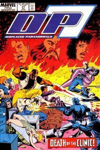 Cover Thumbnail for D.P. 7 (Marvel, 1986 series) #21