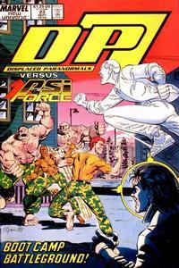 Cover Thumbnail for D.P. 7 (Marvel, 1986 series) #23