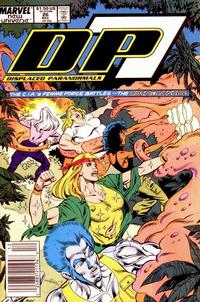 Cover Thumbnail for D.P. 7 (Marvel, 1986 series) #26