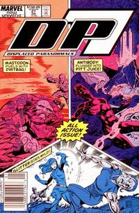 Cover Thumbnail for D.P. 7 (Marvel, 1986 series) #27