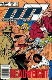 Cover Thumbnail for D.P. 7 (Marvel, 1986 series) #29