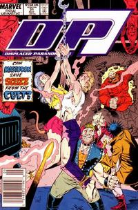 Cover Thumbnail for D.P. 7 (Marvel, 1986 series) #31