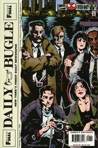 Cover Thumbnail for Daily Bugle (Marvel, 1996 series) #1 [Direct Edition]