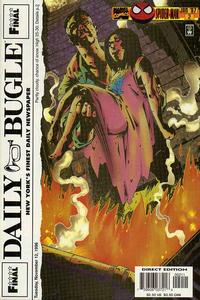 Cover Thumbnail for Daily Bugle (Marvel, 1996 series) #2 [Direct Edition]