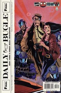 Cover Thumbnail for Daily Bugle (Marvel, 1996 series) #3 [Direct Edition]