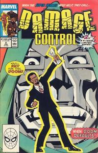 Cover Thumbnail for Damage Control (Marvel, 1989 series) #2