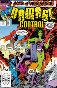 Cover Thumbnail for Damage Control (Marvel, 1989 series) #3