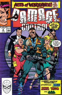 Cover Thumbnail for Damage Control (Marvel, 1989 series) #4